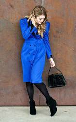 Vintage Blue by krystal-claire