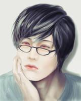 Sepia Blues [CM] by Kuroshiro-Ki