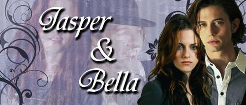 Bella and Jasper Banner by jessipb