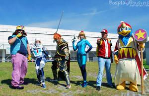 Smash Bros Brawl by CosplayCousins