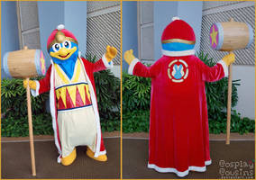 King Dedede by CosplayCousins