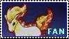 -PONYTA- Stamp: 1 by Drag0n-Mistr3ss