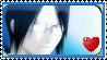 -ISHIDA URYU- Stamp: 1 by Drag0n-Mistr3ss
