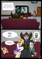 BB:CE: Movie Night...? Comic by Drag0n-Mistr3ss
