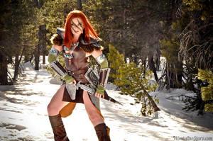 Aela the Huntress by WindoftheStars