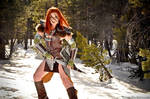 Aela the Huntress by WindoftheStars