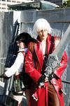 Dante and Lady Cosplay by WindoftheStars