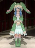 Custom Maid 3D - Yoshino - Date A Live by RyuumaBrunestud