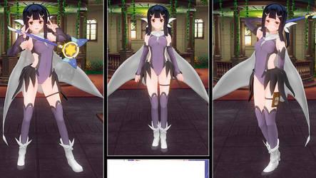 Miyu Edelfelt Fate/kaleid liner Prisma Illya CM3D2 by RyuumaBrunestud