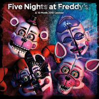Five Nights At Freddy's: Sister Location [Official by JuliArt15