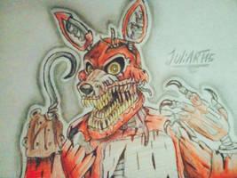 Twisted Foxy by JuliArt15