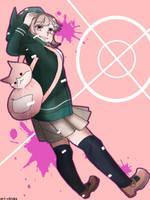 danganronpa: Nanami by eri-chieko