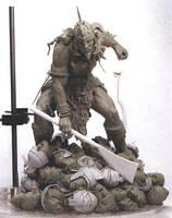 Attila the Hun by LocascioDesigns