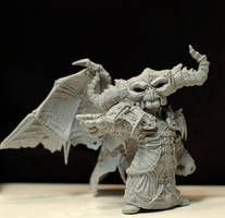 Gnome Warlock by LocascioDesigns