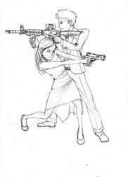 shooters by samuraixav