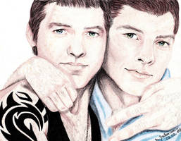 Sully Brothers by PortmanAngel