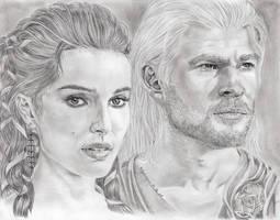 The Monarchs of Asgard by PortmanAngel