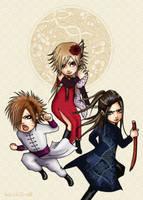 Kabukichou Monogatari by Hachiko8