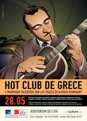 IFA: Hot Club de Grece by prop4g4nd4