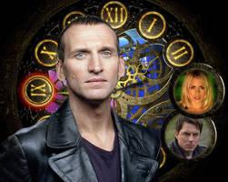 The Ninth Doctor by killashandra-falta