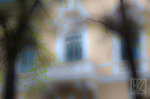 Secret Window . . . ? by kaioian