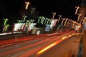 Seven Lights . . . ? by kaioian