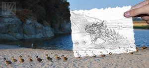 Dragon's Fury . . . ? by kaioian