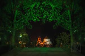A Green Story . . . ? by kaioian