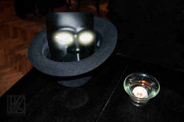 The Phantom . . . ? by kaioian