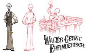 Walter Gerat Erfinderisch by Jackster3000