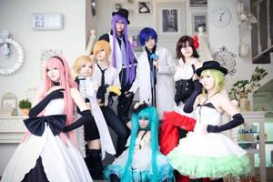 Vocaloid : Haruma's High Drop by yingtze