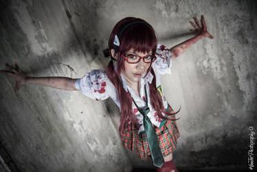 Mari Illustrious Makinami 01 by yingtze