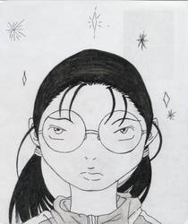 Kumiko-Ojou Gokusen by leon-mcnichols