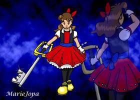 KH Jumelle by MJopaArtist