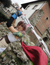 Lightning - Lucca 2012 by TaeLightElle