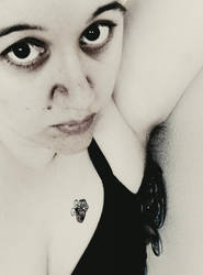 She's Spooky by CrazedByCalliope