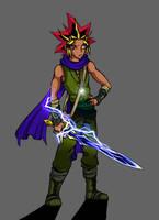 RPG Warrior by sunatsubu