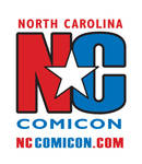 Logo NC Comicon by ljamalwalton