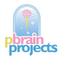 Logo P Brain Projects by ljamalwalton