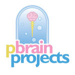 Logo P Brain Projects by ljamalwalton