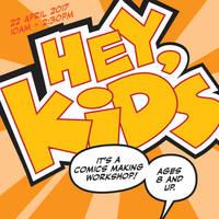 Hey Kids! by ljamalwalton