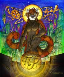 Firefox Triumphant by arracraidira