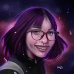 Commission portrait by kaiou080790