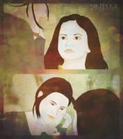 Meeting with Renesmee. by Nikmarvel