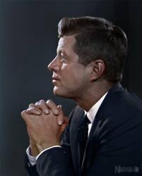 John F. Kennedy by Nikmarvel