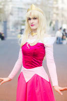 Pink princess by LuceCosplay