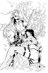 10th Muse Shi one shot cover by austinJanowsky