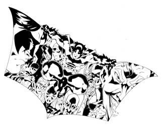 BatmanDP-sml by austinJanowsky