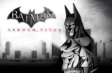 BatmanArkhamCity by austinJanowsky