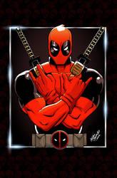 Deadpool by austinJanowsky